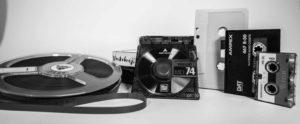 Audio Überspielung