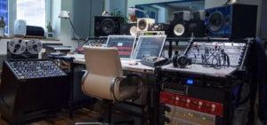 Studio West Tonstudio - Ansicht